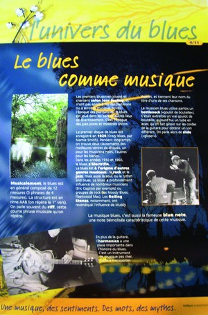 Univers du Blues